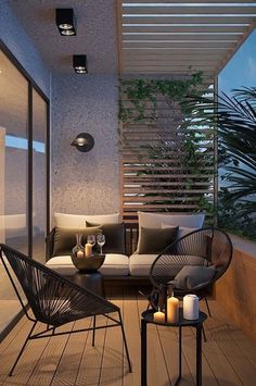 Attractive balcony with parquet hardwood and modern garden furniture. attractive Source by mi_dien The post Attractive balcony with parquet hardwood and modern garden furniture. appeared first on Wooden Product Seller. Modern Balcony, Small Balcony Design, Small Balcony Decor, Balcony Ideas, Balcony Garden, Balcony Plants, Patio Ideas, Modern Garden Furniture, Diy Furniture Cheap