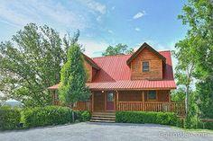 Hilltop Hideaway Cabin Rental