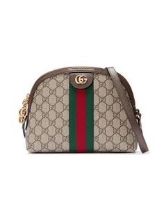Linea dragoni gg supreme canvas small shoulder bag by Gucci 578c85c26cc