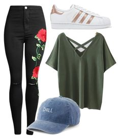 """""""Fame"""" by peytongirl on Polyvore featuring adidas Originals and SO"""