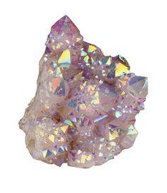 Sparkly |  pastel crystals, gems, minerals, geodes