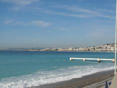 Nice- Promenade des Anglais This famous street travels along Nice's Mediterranean waterfront. (BIKE RENTAL??)