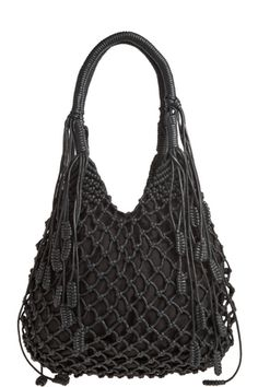 Belen Rope Tote::VIEW ALL::BAGS::ACCESSORIES::Calypso St. Barth