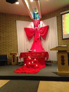 Pentecost 2014 at Shepherd of the Valley UMC, Phoenix.