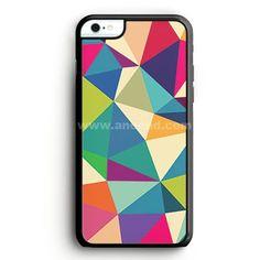 Colorful Squiggles iPhone 6 Plus Case | Aneend.com