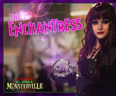 'R.L. Stine's Monsterville, Cabinet of Souls' (2015): Character Cards - kat-mcnamara Photo