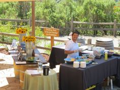 Ridge Winery | Foxtail Catering & Events