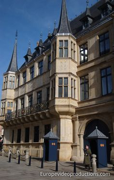 As a representative democracy with a constitutional monarch, it is headed by a grand duke and is the world's only remaining grand duchy. Grand Ducal Palace-Luxembourg City-Luxembourg ❤️