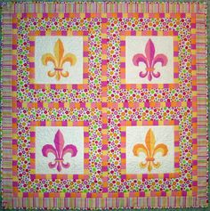 Fleur De Lis Fabric Pattern | And, she came into the world on 11/12/13, which makes her even more ...