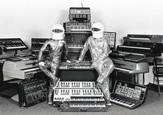 synth vintage