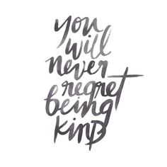 / be kind especially when you feel like fighting to be 'right'.