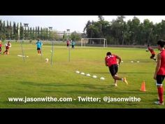 Agility, Fitness and Power Training Equipment Rugby Training, Soccer Training Drills, Power Training, Soccer Drills, Agility Training, Gareth Bale, Fc Barcelona, Lionel Messi, Neymar