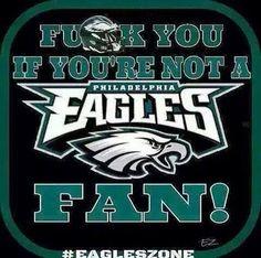 EAGLES FANS ONLY