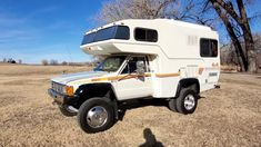 Atlas - 1986 Toyota Sunrader 4x4 - YouTube Rv Truck Camper, Off Road Camper, 4x4 Off Road, Diy Camper, Camper Trailers, Campers, Overland Trailer, Old Boxes, Pickup Trucks