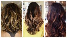 Hiusten värjäys: tekniikka, trendit, kuvia   beautysummary