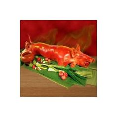 "Lydia's Lechon Restaurant is the home of the original boneless lechon stuffed with paella. Experience the most famous and delectable roasted pig ""pit stop"" in the Philippines."