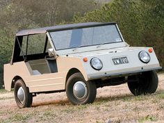 1969 VW Country Buggy