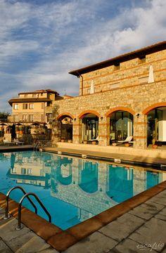 Wellnesshotel in der Toskana: CDH Hotel Radda, Radda in Chianti, Italien