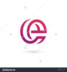 Letter E logo icon design template elements Preview. Save to a lightbox