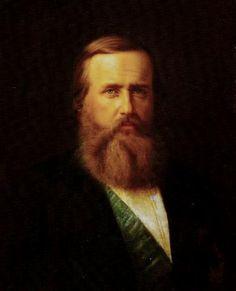Retrato de D. Pedro II. Pedro II