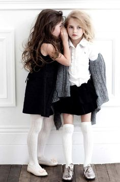 Major style inspiration taken from these two!