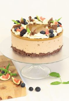 Cheesecakes, No Bake Cake, Cake Recipes, Sweet Tooth, Food And Drink, Baking, Desserts, Adhd, Cake Ideas