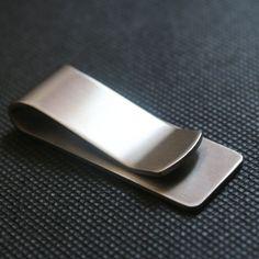 New TV Product Portable Stainless Steel Money Clip Wallet Men Secrid Cash Holder For Pocket Slim Sleek Style EDC Tool N047