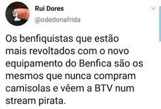 Vemo-nos na Nossa Catedral: O resumo da polémica com a nova camisola do Benfica.