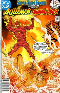 Super-Team Family: The Lost Issues!: Aquaman and The Human Torch