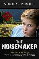"""Read """"The Noisemaker"""" by Nikolas Ridout available from Rakuten Kobo. The story of love, friendship, compassion and war, """"The Noisemaker"""" is one of the rare pieces of fiction that is based o. This Is A Book, Compassion, Singing, Fiction, Author, Writing, Reading, Angels, Books"""