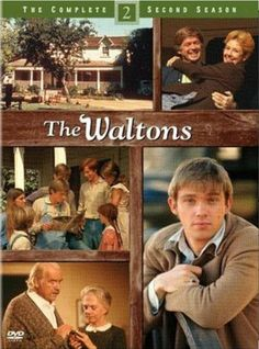 The Waltons DVD Season Two New Richard Thomas Sealed Classic Family Series Deal Die Waltons, The Waltons Tv Show, Family Tv, Family Show, Great Tv Shows, Old Tv Shows, Second Season, Season 2, Ellen Corby