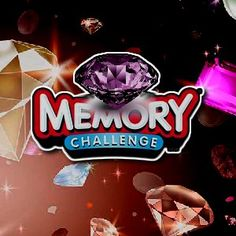 Match up the pairs of #DIAMOND in this #fun #memory #game. Can you help find the matching pairs of diamonds and become a diamond memory #MASTER? There are so many different kinds of diamonds in this game.