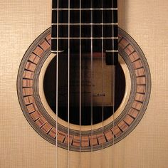 Acoustic Guitar Rosette