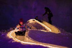 Kaupallinen yhteistyö Ice Cave: Olisitko uskonut? Leppävirralta maan alta löytyy maailmanluokan jääpuisto Concert, Concerts