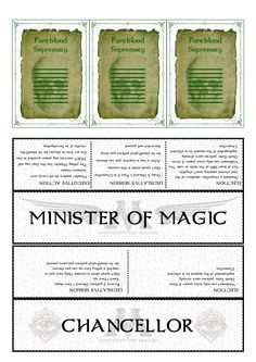 Ministry of Magic game ENG version - Album on Imgur