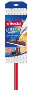 Vileda Ultramax Microfibre Flat Mop by Vileda