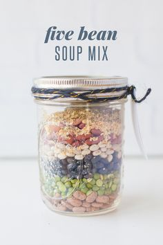 Five Bean Soup Mix