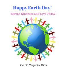 Try our fun kids yoga pose ideas to help celebrate our beautiful Earth with sun salutations, balance poses and an Earth dance. Want kids yoga lesson plans delivered straight to your inbox? Join our free and fun community here.