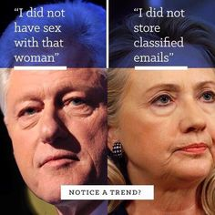 BOTH lack integrity,character and SOLD OUT AMERICA! It's a sad day when Democrats pick a Socialist candidate b/c no honest,pro American ones can be found!