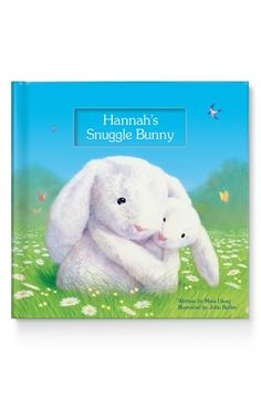 I SEE ME! 'My Snuggle Bunny' Personalized Book available at #Nordstrom