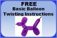 Sydney's Best Balloon Twister