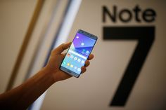 Galaxy Note 7 global replacement programme receives strong response