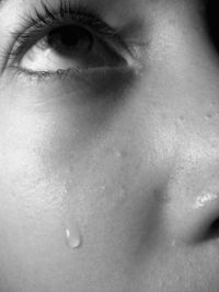 How to stop yourself from crying