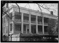 Clanton-Vason-Coleman House, 503 Greene Street, Augusta, Richmond County, GA