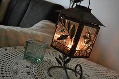 Villa Emmassa: Kynttilän valossa