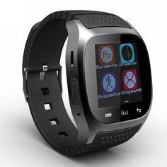 Pedometer Waterproof Smartwatch #smartwatch
