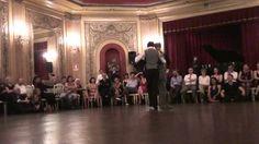 Vito Muñoz and Claudio Cardona dancing to Maipo by D'Arienzo