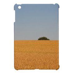 Field iPad mini case Glossy Finish.