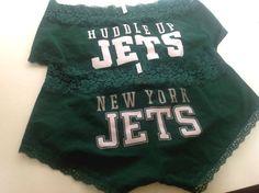 New York Jets Football Panty