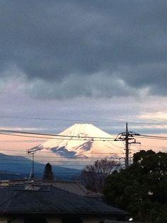Mt.Fuji 富士山 12/24/2014 (Shizuoka Japan 静岡県裾野市)